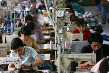 Производство в Китае, показатели